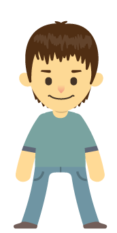 Image of generated male avatar